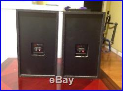 Vintage Teledyne Acoustic Research AR18S Speakers With Origin Box